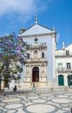 Igreja da Misericordia в Авейру, Португалии Стоковая Фотография