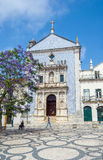 Igreja da Misericordia in Aveiro, Portugal. Stock Photography