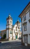 Igreja da Misericordia Church of Guarda, Portugal. Royalty Free Stock Photography
