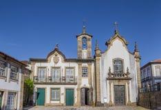 Igreja da Misericordia in Ponte da Barca Royalty Free Stock Images