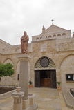 Igreja da natividade - Bethlehem - Israel imagem de stock royalty free