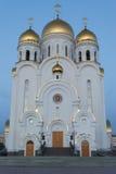 Igreja da natividade de Jesus Christ Fotografia de Stock