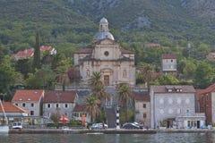 Igreja da natividade do Virgin fotos de stock royalty free