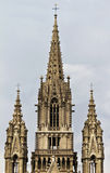 Igreja da nossa senhora de Laken Bruxelas imagens de stock royalty free