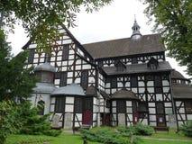 Igreja da paz, Swidnica Fotos de Stock Royalty Free