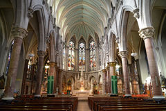 Igreja da pista de John para dentro Foto de Stock Royalty Free