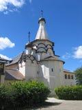 Igreja da suposição. Imagem de Stock