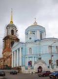 Igreja da suposição Cidade de Yelets fotos de stock