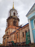 Igreja da suposição Cidade de Yelets foto de stock