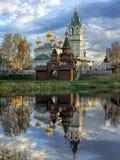 Igreja da trindade santamente Fotos de Stock Royalty Free