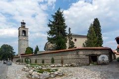 A igreja da trindade santamente na cidade de Bansko, região de Blagoevgrad, Bulgária Foto de Stock