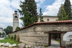 A igreja da trindade santamente na cidade de Bansko, região de Blagoevgrad, Bulgária Imagens de Stock