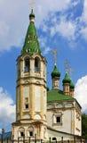 Igreja da trindade santamente, Serpukhov, Rússia Imagem de Stock Royalty Free