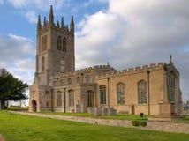Igreja da vila Imagens de Stock