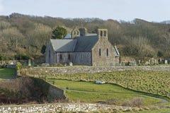 Igreja das noivas do St Foto de Stock Royalty Free