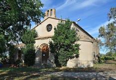 Igreja de Égua de Déu de Monserrate Fotos de Stock Royalty Free