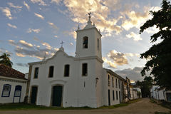 Igreja de foto de stock royalty free