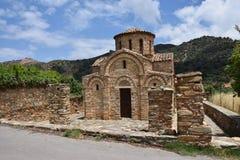 Igreja de Agia Pelagia imagem de stock