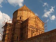 Igreja de Akhtamar imagem de stock royalty free
