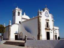 Igreja de Almuncil, Portugal Fotografia de Stock Royalty Free