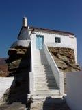 Igreja de Andros - Santa Sophia Fotos de Stock
