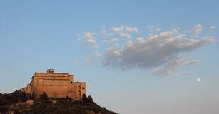 Igreja de Assisi Imagem de Stock Royalty Free