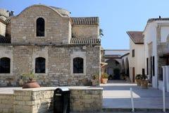 Igreja de Ayious Lazarus, Larnaca, Chipre Fotografia de Stock