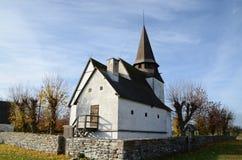 Igreja de Bäl em Sweden Fotografia de Stock