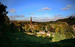 Igreja de Bakewell Fotos de Stock Royalty Free