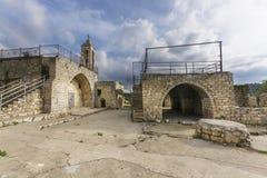 Igreja de Baram Maronites Fotografia de Stock