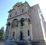 Igreja de Barboi Fotografia de Stock