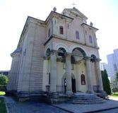 Igreja de Barboi Imagens de Stock Royalty Free