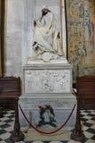 Igreja de Bergamo - de Santa Maria Maggiore Fotos de Stock