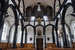 Igreja de Bruder Klaus de Saint Fotografia de Stock