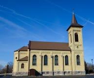 Igreja de Caledonia imagens de stock royalty free