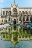 A igreja de Catherine de Saint Imagem de Stock