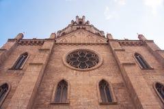 Igreja 4 de Catolic Foto de Stock Royalty Free