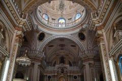 Igreja de Cholula Fotos de Stock Royalty Free