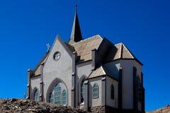 Igreja de Christ em Namíbia Fotografia de Stock