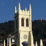 Igreja de Christ Jardim do memorial da guerra Imagens de Stock