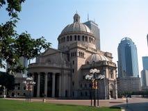 Igreja de Christ o cientista, Boston Fotografia de Stock Royalty Free
