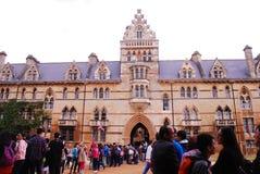 Igreja de Christ, Oxford imagem de stock royalty free