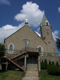 Igreja de Cincinnati Foto de Stock