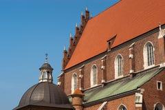 Igreja de Corpus Christi em Cracow Imagens de Stock Royalty Free