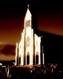 Igreja de Curaçau foto de stock