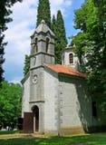 Igreja de Dimitrij santamente, Podgorica fotos de stock