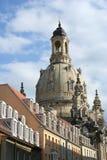Igreja de Dresden Imagem de Stock