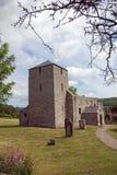 Igreja de Edlingham Fotografia de Stock Royalty Free