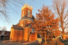 Igreja de Emmanuel United Fotografia de Stock