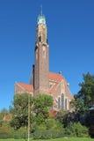 Igreja de Engelbrekt em Éstocolmo, Suécia imagem de stock royalty free
